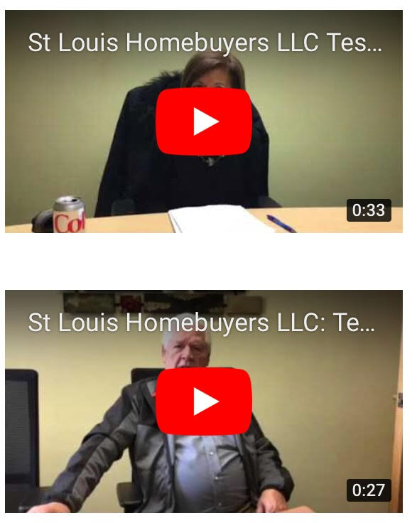 St Louis Homebuyers LLC Testimonials